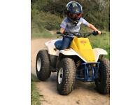 Suzuki Lt80 quad bike