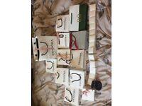 Pandora Bags and Boxes bundle