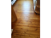 Experienced carpenters,hard wood floor fitters & dust free sanding