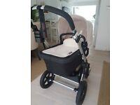 Bugaboo Chameleon 3 & Maxi cosi Pebble infant car seat