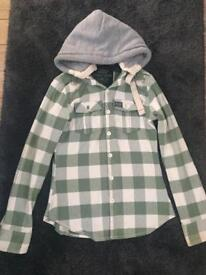 Superdry lumberjack hoodie - Women's Medium