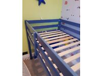 Single mid sleeper bed