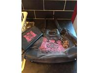 Juicy Couture Handbag And Purse