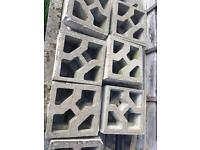 Free concrete decrorations