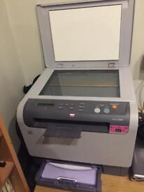 Samsung CLX-216N Network Laser 3-in-1 Printer, Scanner, Copier
