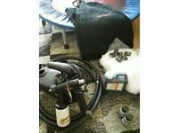 SunSpa Pro Spray Tan Kit