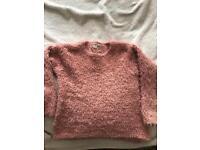 Next girls sweater