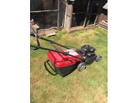 **** Petrol lawn mower - just serviced ****