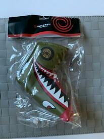 Odyssey headcover, never used. Brilliant looking
