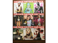 The Face magazine - 51 issues