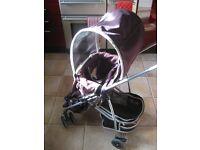 Mothercare Urban Detour backpack stroller