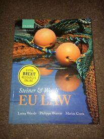 Eu Law Textbook