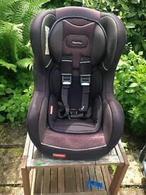 Fisher Price child car seat - up to three years.