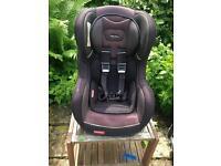 Fisher Price child car seat - up to three years.