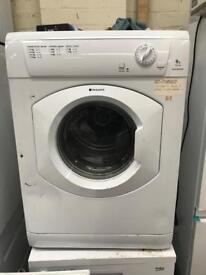 Hotpoint vented dryers