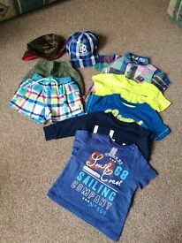 9_12 months boy summer bundle
