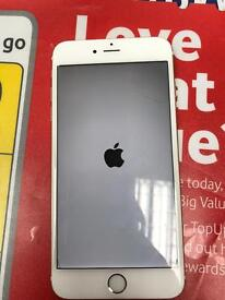 iPhone 6 plus 64gb white and gold UNLOCKED