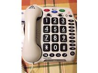 GEEMARC AMPLIPOWER 5O TELEPHONE WITH BIG BUTTONS IN COVENTRY £30!!!!!!!!!!!!