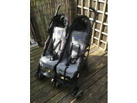 Chicco Eco Twin Foldable Stroller
