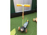 Children's 3 Wheel Scooter