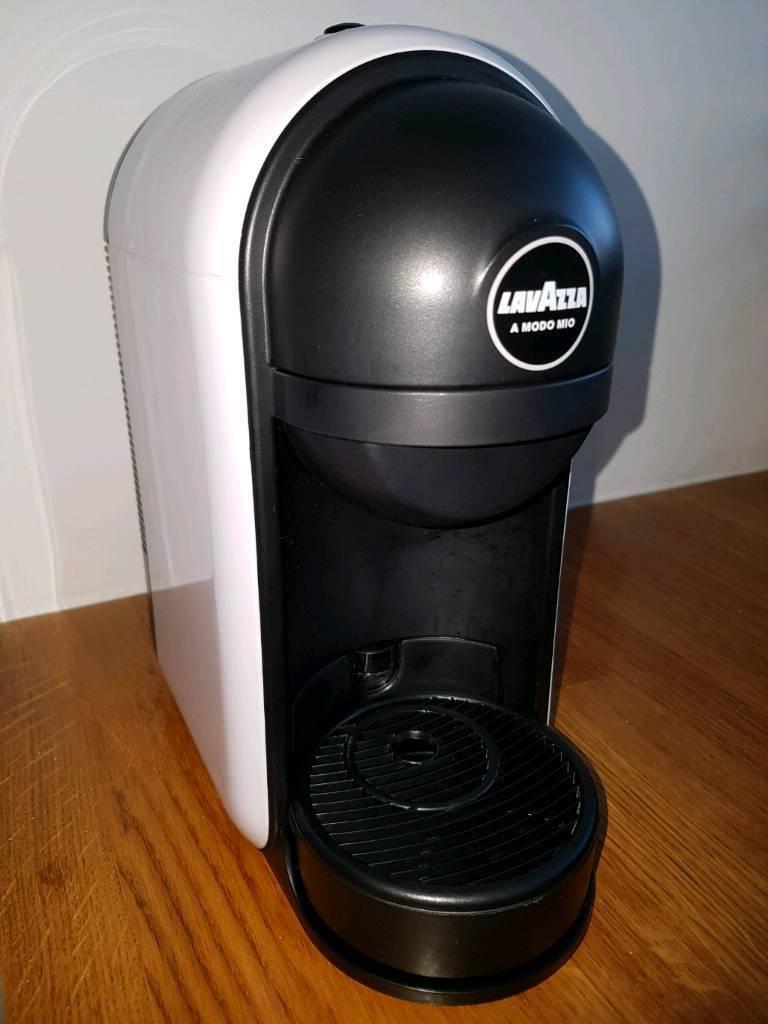 Lavazza Coffee Pod Machine A Modo Mini Inn White In Maryhill Glasgow Gumtree
