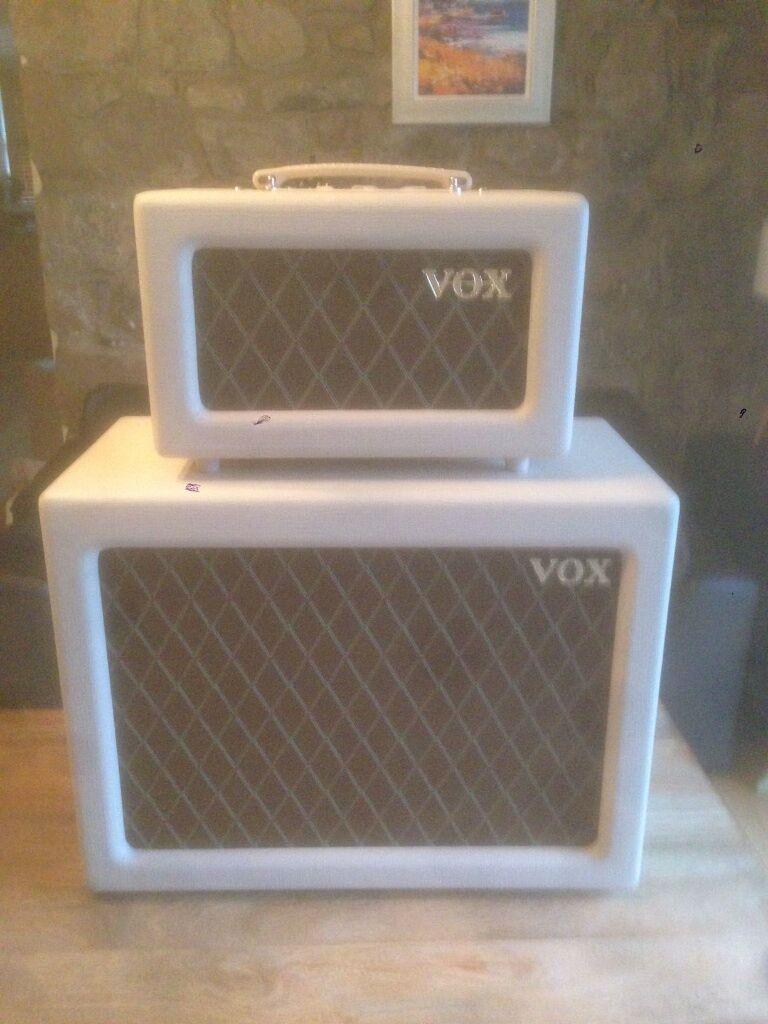 Vox AC4TV Head & Vox V112TV Cabinet   in Maybole, South Ayrshire ...