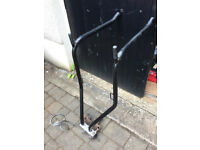 Tow bar mounted Pendle Cycle carrier