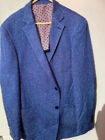 Men's Blue blazer