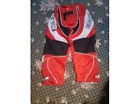 Roller hockey shorts and trousers