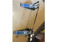 Bigdog double drum pedal- great condition!