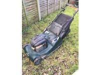 Hayter lawn mower 56