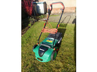 Qualcast 1200W Electric Garden Scarifier