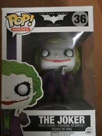 Funko POP! Vinyl The Joker Dark Knight Trilogy