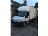 Iveco Daily 35c15 luton with tail lift SERVICED 1 YEAR MOT