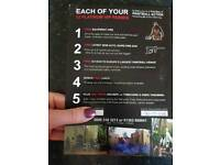 12 paintballing tickets (doncaster)