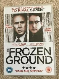 Frozen Ground DVD