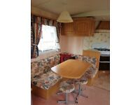 Cheap static caravan for sale in Skegness/Chapel St Leonards/LOW GROUND RENT/INCS 2018 fees