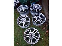 """Seat leon cupra r wheels 18"""""""