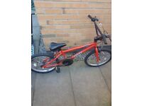 Bmx bike only used couple of times £30