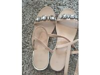 Brand new new look sandals 6 and 5