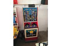 Arcade machine sex ometer