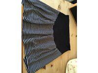 Maternity skirt medium