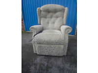 Celebrity electric riser recliner chair, dual motor