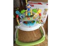 Play Center Jumperoo baby bouncer
