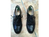 Mens Grenson shoes, size 5G,