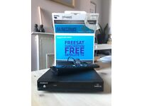 Humax FreeSat HB-10005 box - used but good condition and in box