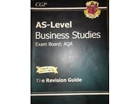 AS Level Business Studies CGP
