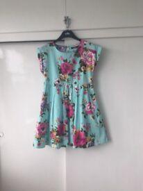 Girls Dress - Age 9 - 10