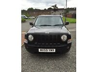 JEEP PATRIOT 2.0 CRD LIMITED EDITION **FULL LEATHER **