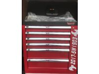 Toolbox full of tools German-made top quality